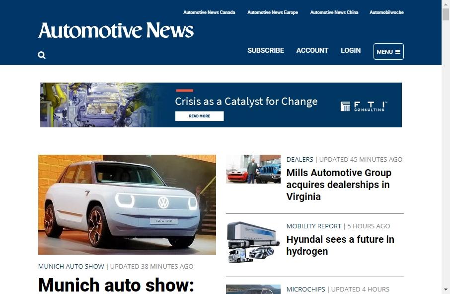15 Great Automotive Website Examples 22