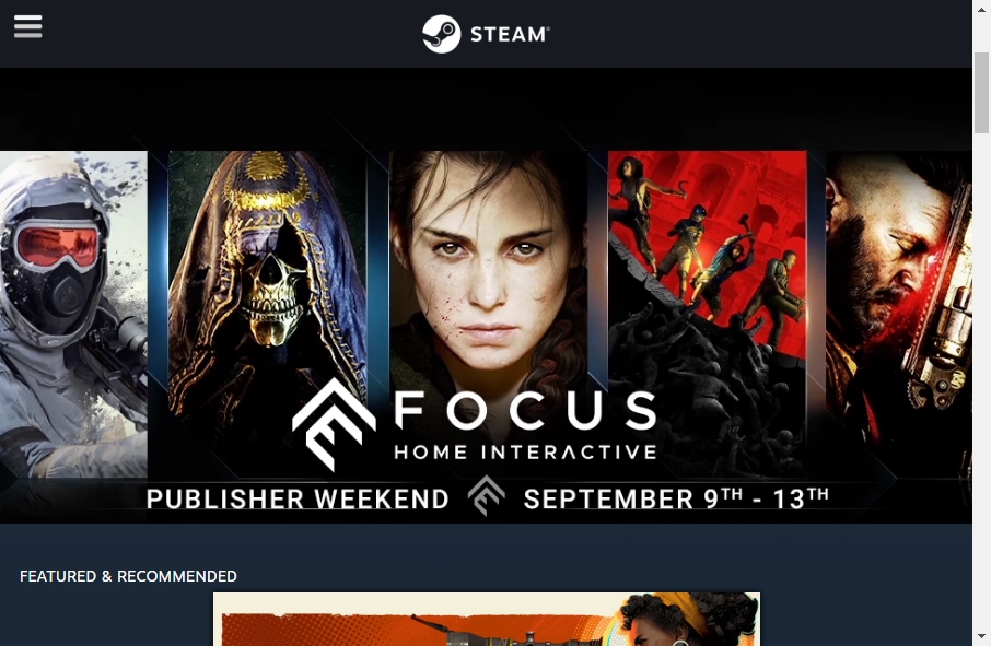 Gaming Websites Examples 23