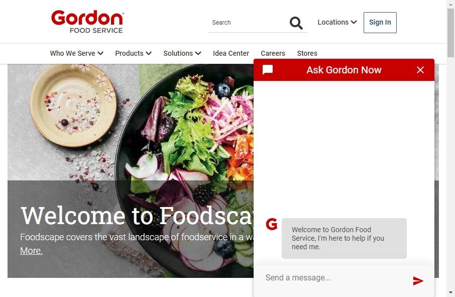 Food Website Design 22