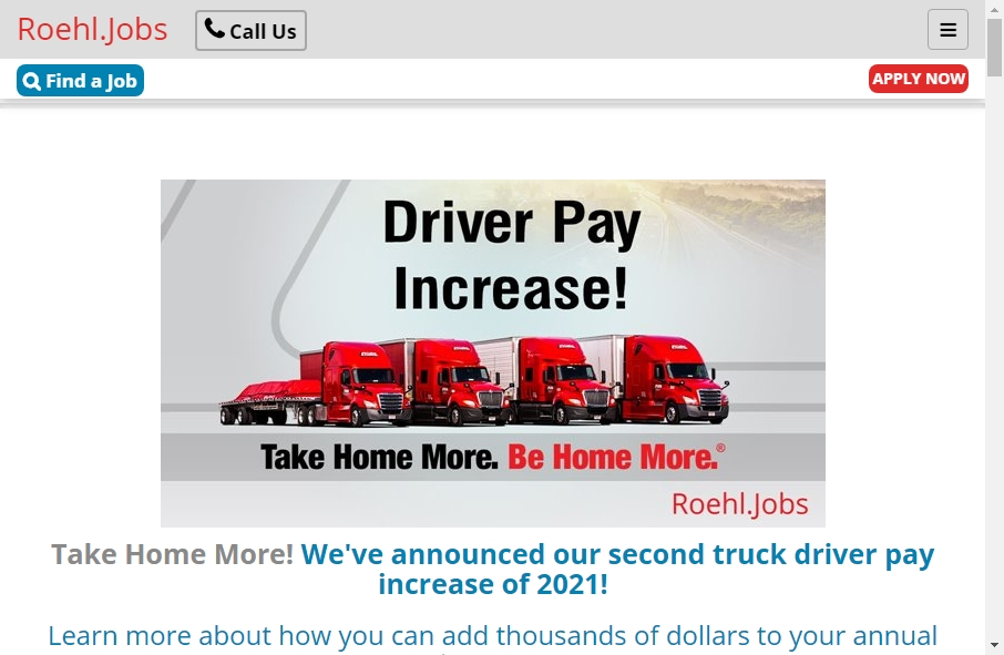 14 Amazing Trucking Website Design Examples in 2021 23