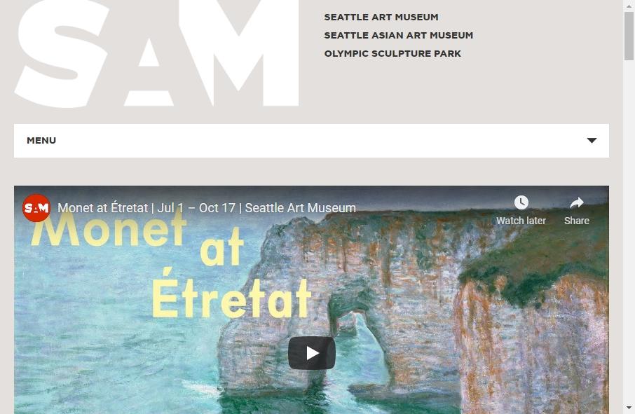 14 Amazing Museum Website Design Examples in 2021 23