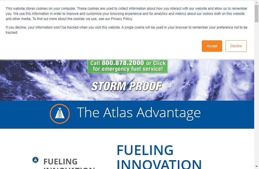 23 Best Oil Website Design Examples for 2021 24