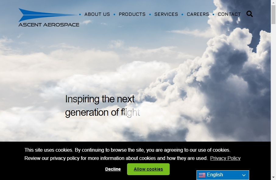 14 Examples of Aerospace Websites With Fantastic Designs 24