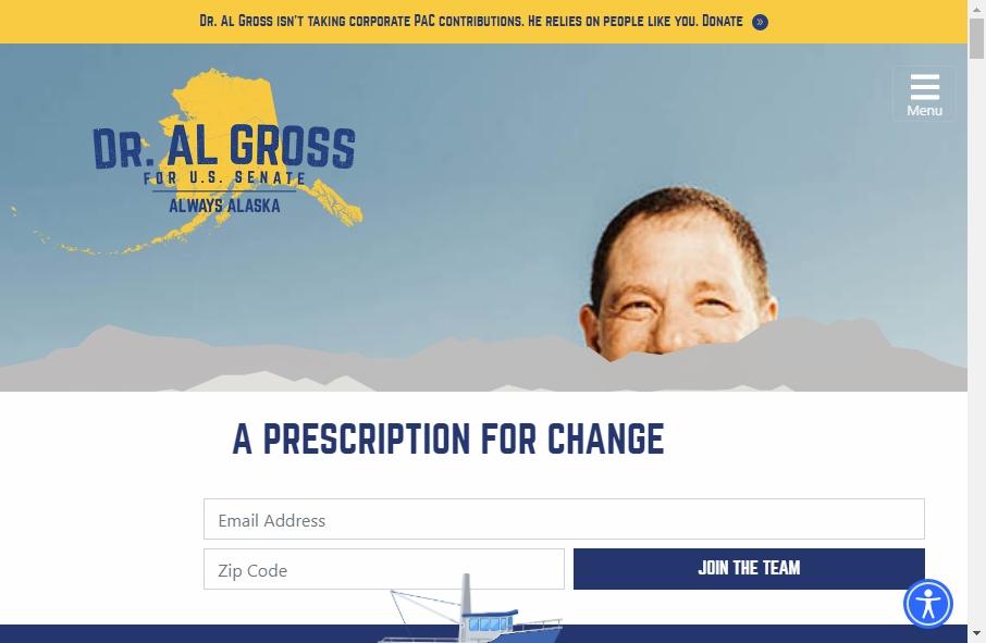10 Examples of Politics Websites With Fantastic Designs 22