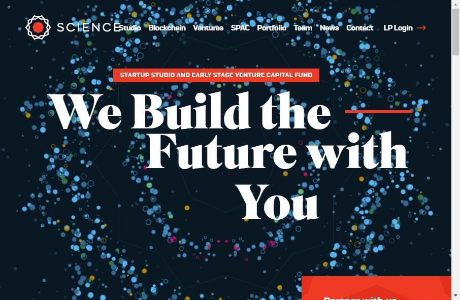 10 Amazing Science Website Design Examples in 2021 23