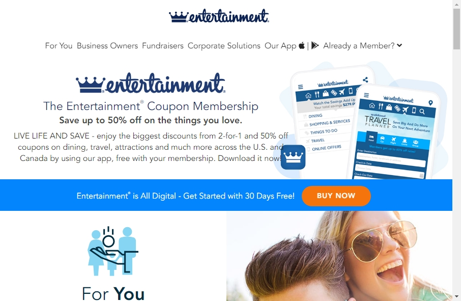 14 Entertainment Website Examples to Inspire Your Site 22