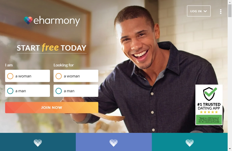 14 Examples of Inspirational Online Dating Websites 23