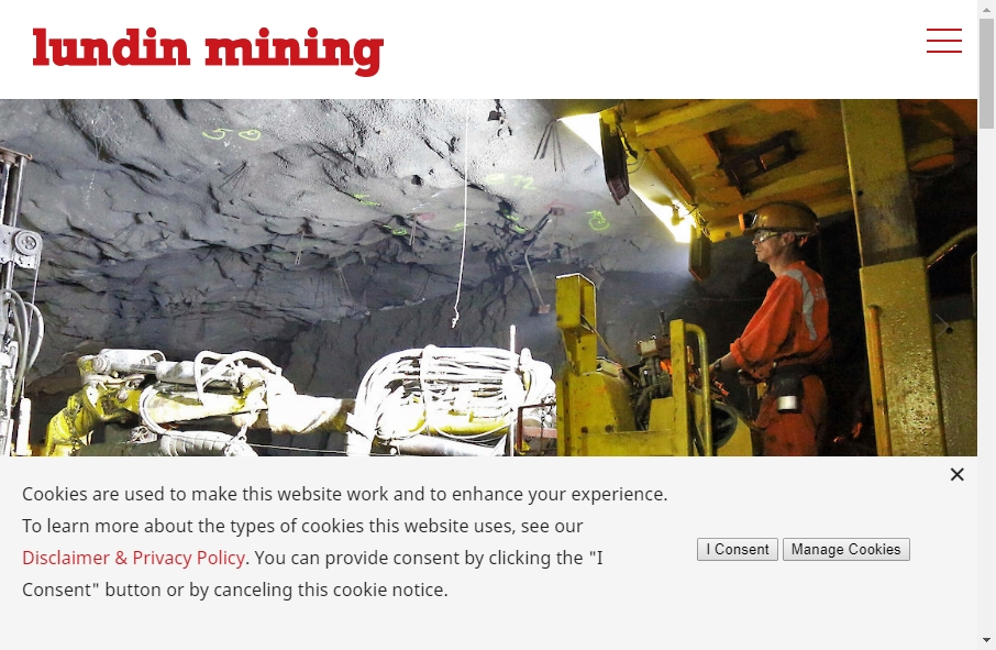 15 Mining Website Examples to Inspire Your Site 24