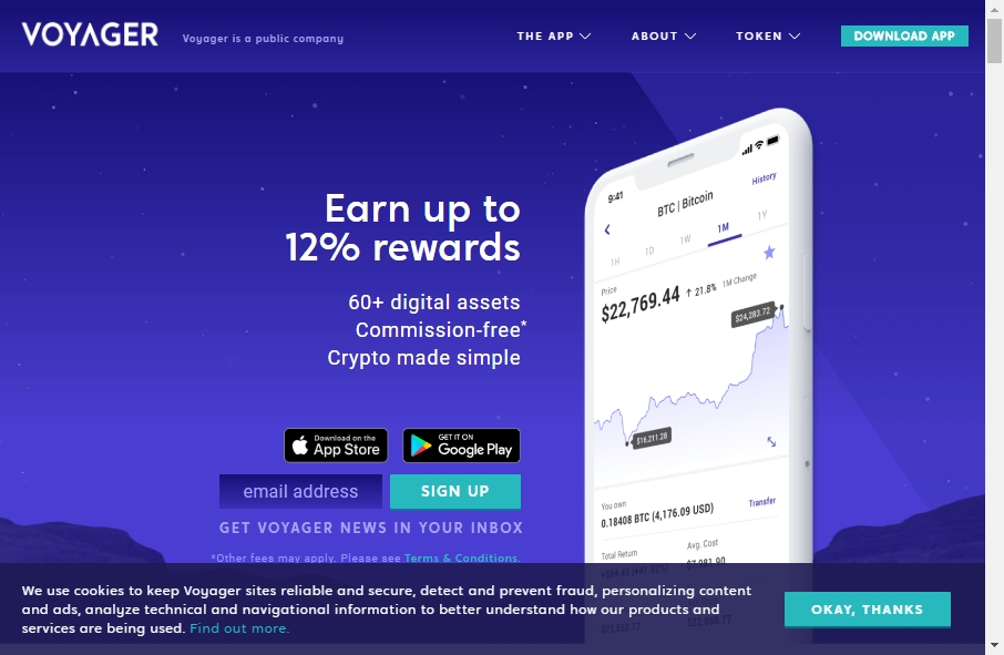 13 Examples of Crypto Currency Websites With Fantastic Designs 24