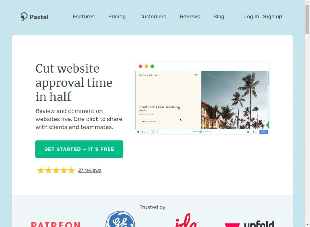 Flat Web Design Inspirations 24