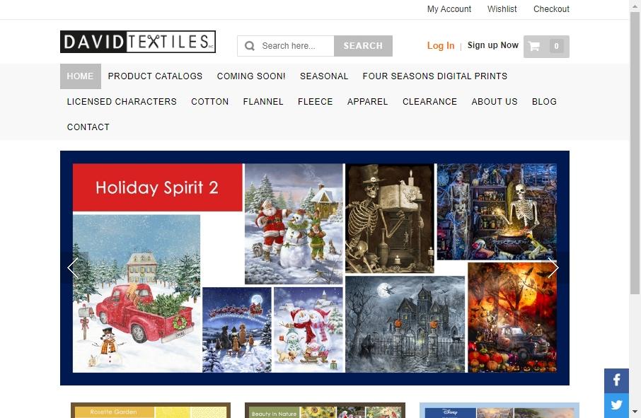 12 Amazing Textiles Website Design Examples in 2021 22