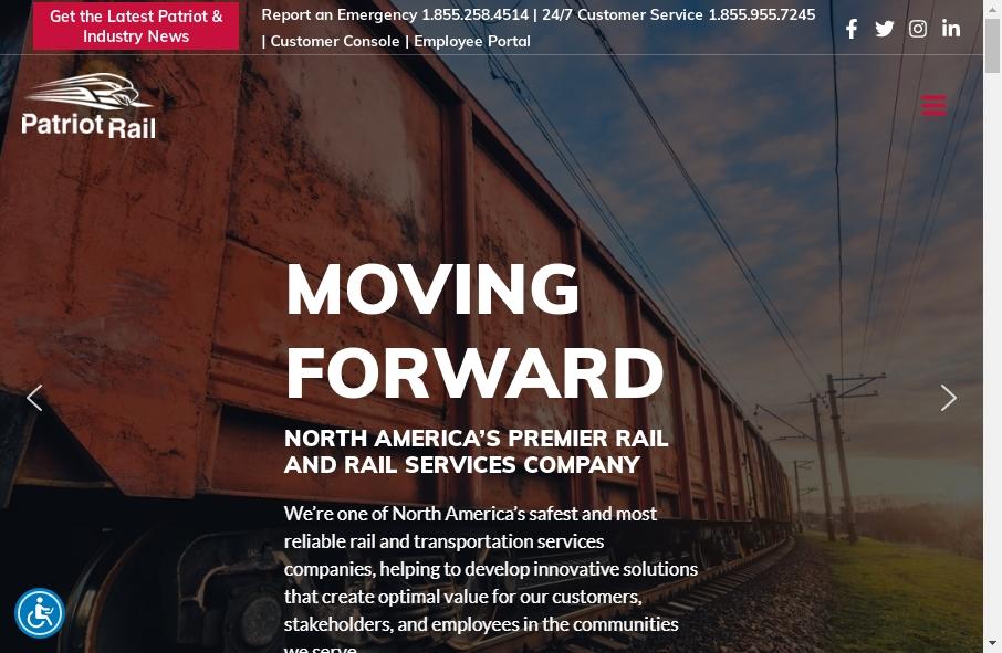 Best Railroad Website Design Examples for 2021 21