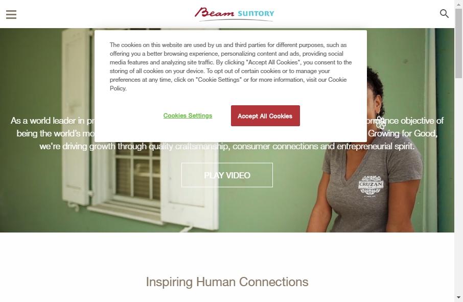 Best Liquor Website Designs Examples for 2021 21