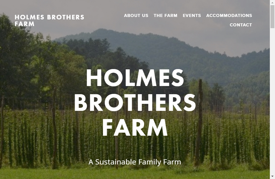 Agribusiness Website Designs 23
