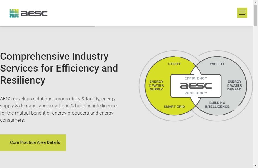 Alternative Energy Website Designs 21