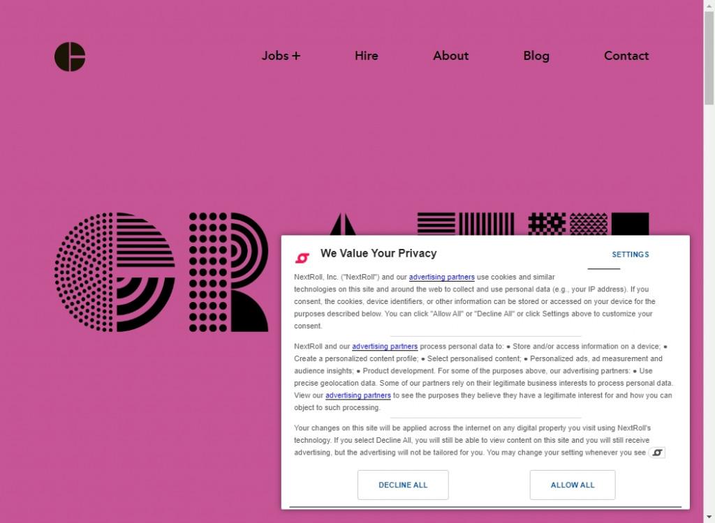 Fun Web Designs To Inspire You 24
