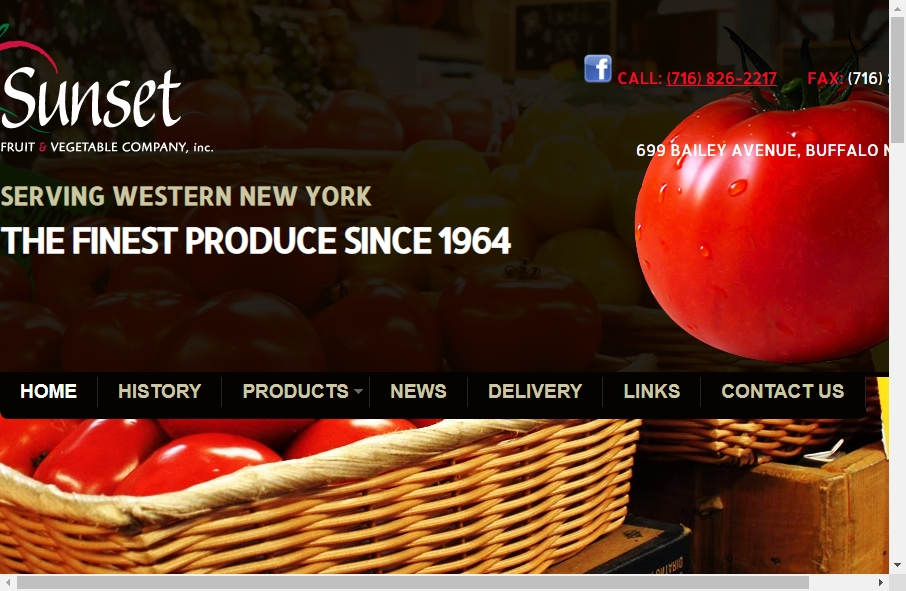 Examples of Vegetable Websites With Fantastic Designs 22