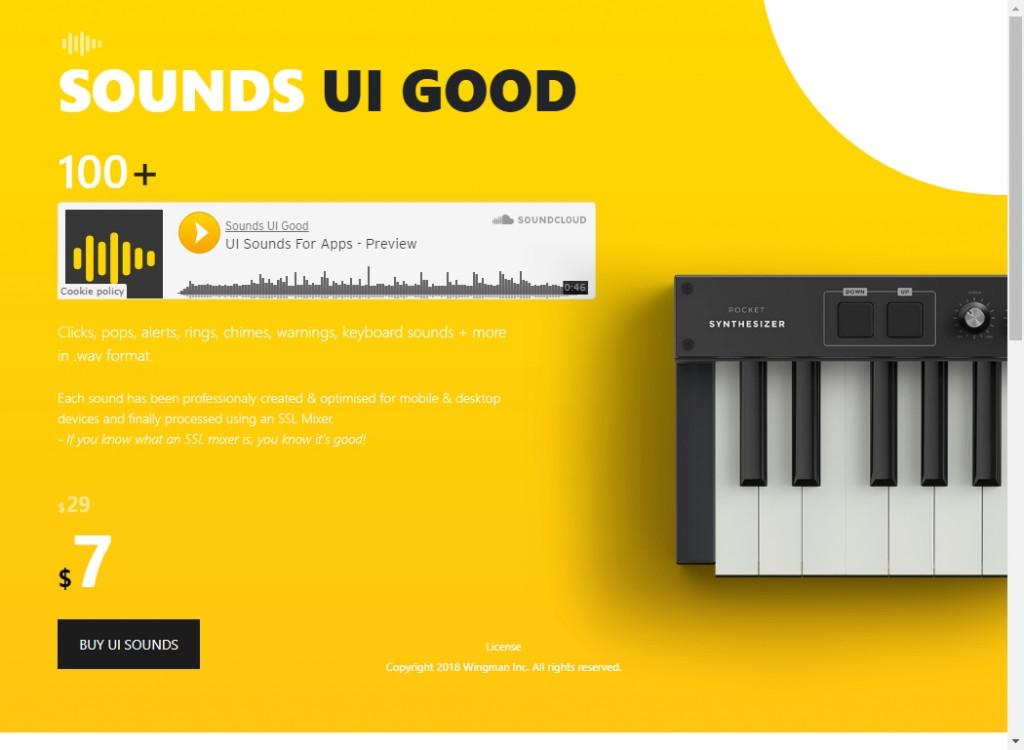 18 Beautifully Designed Single Page Websites 24