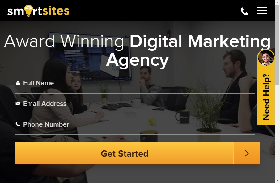 13 Amazing SEO Websites Design Examples in 2021 22