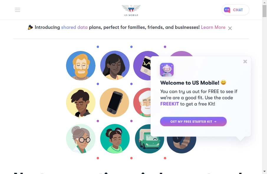 10 Examples of Inspirational Mobile Websites 20