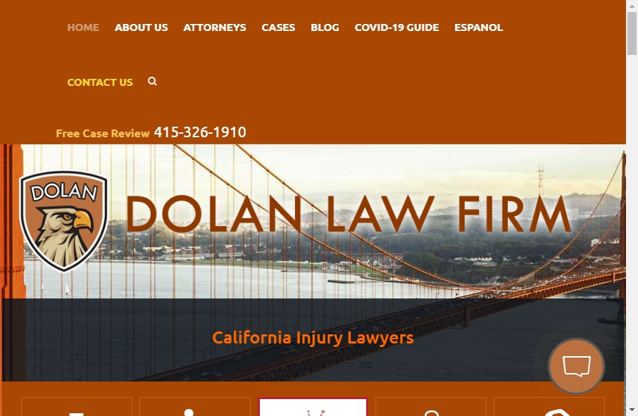 25 beautifully designed Attorneys website examples in 2021 23