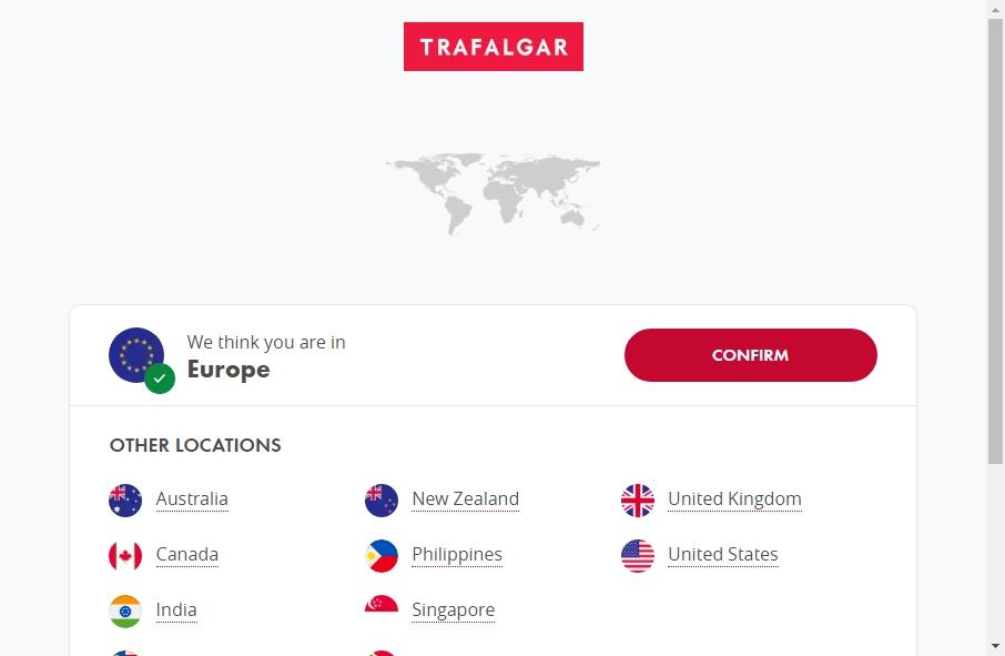 18 Best Travel Website Design Examples for 2021 23