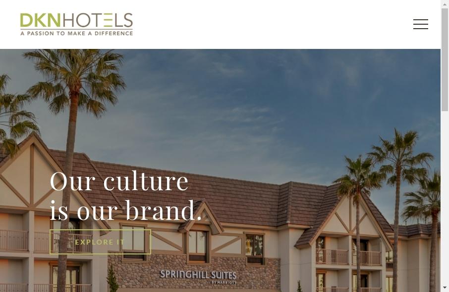 Hotels Websites Design 23