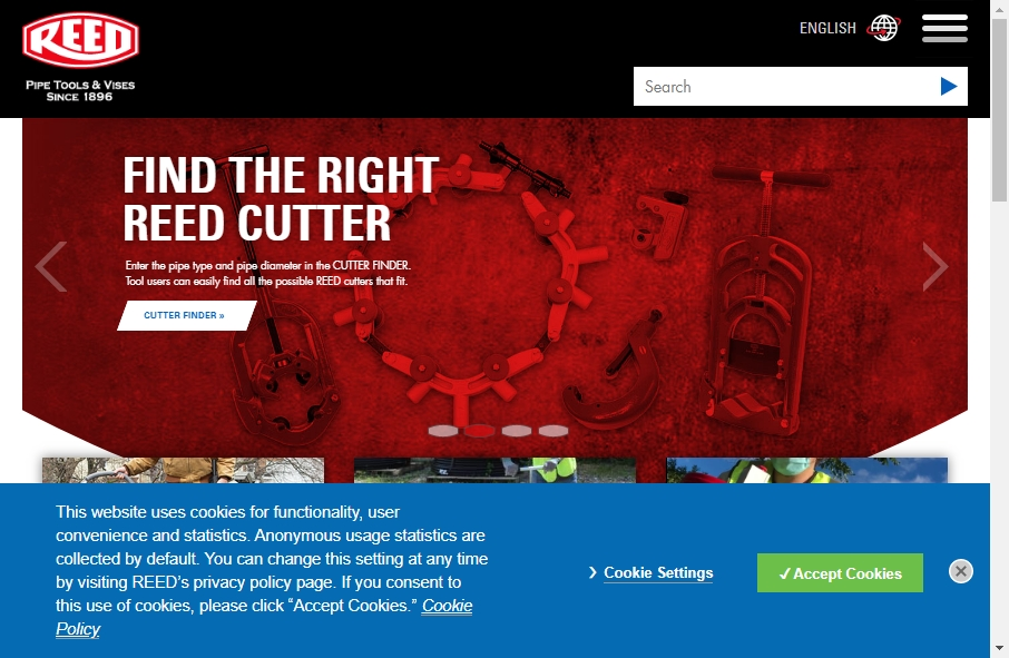 20 beautifully designed Manufacturing websites examples in 2021 24