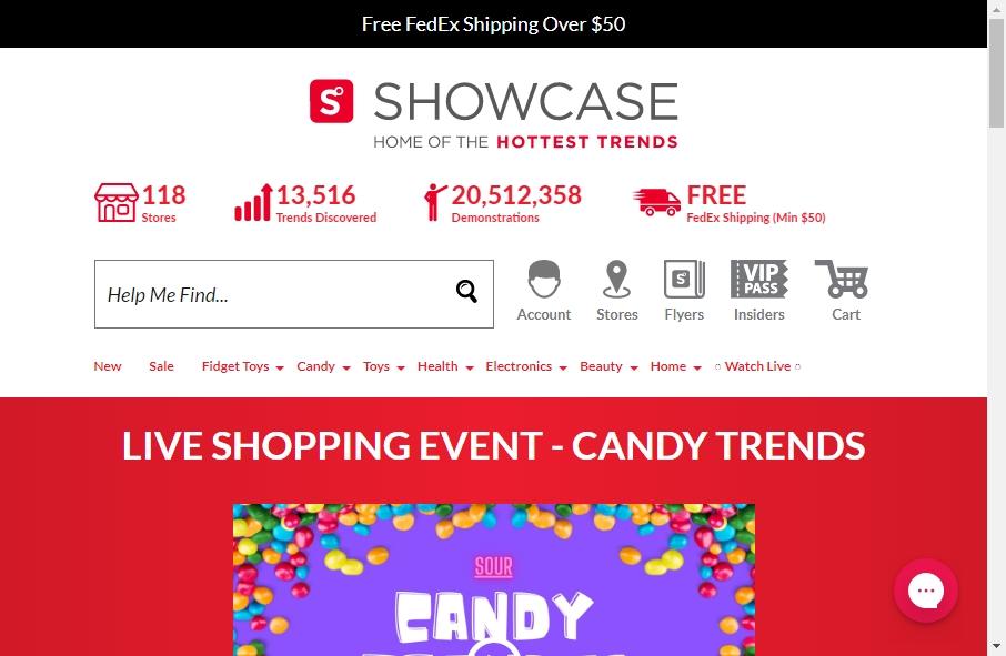 Showcase Websites Examples 23