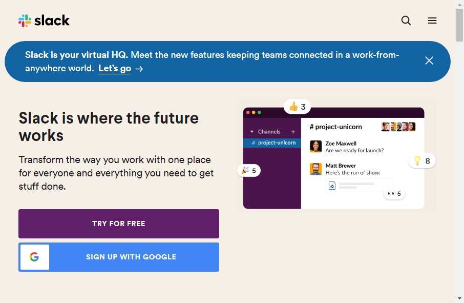 14 Examples of SaaS Websites With Fantastic Designs 23