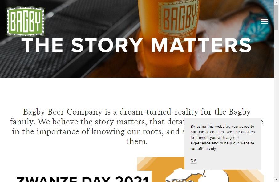 15 Beer Websites Examples to Inspire Your Site 22