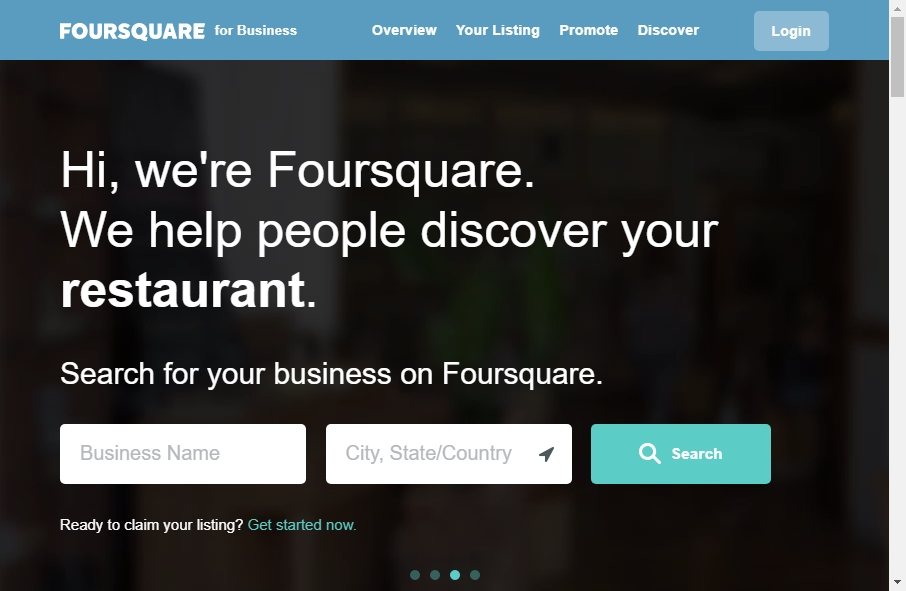 13 Examples of Inspirational Listing Websites 24