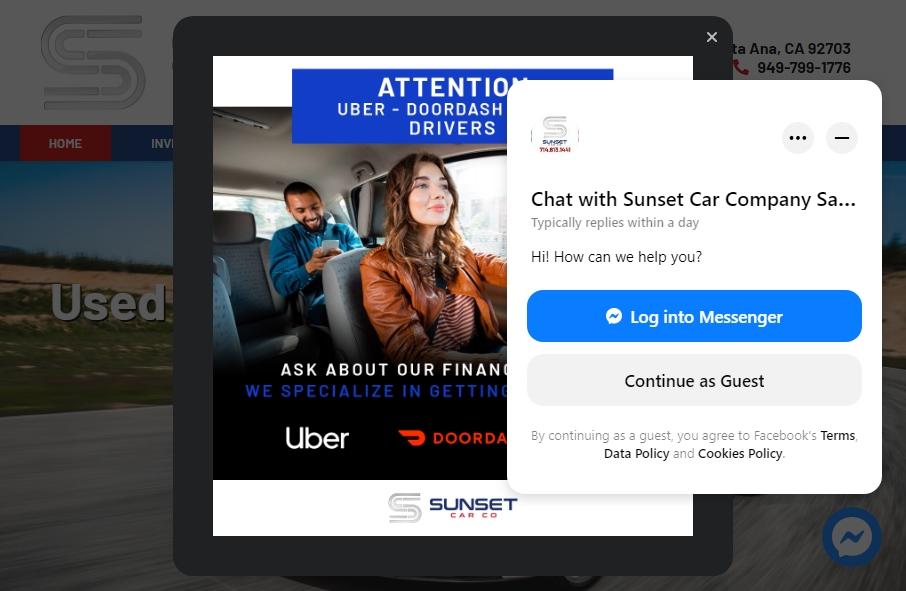 12 Examples of Car Dealer Websites With Fantastic Designs 22