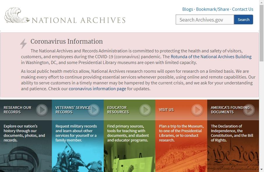 Archive Websites Designs 25