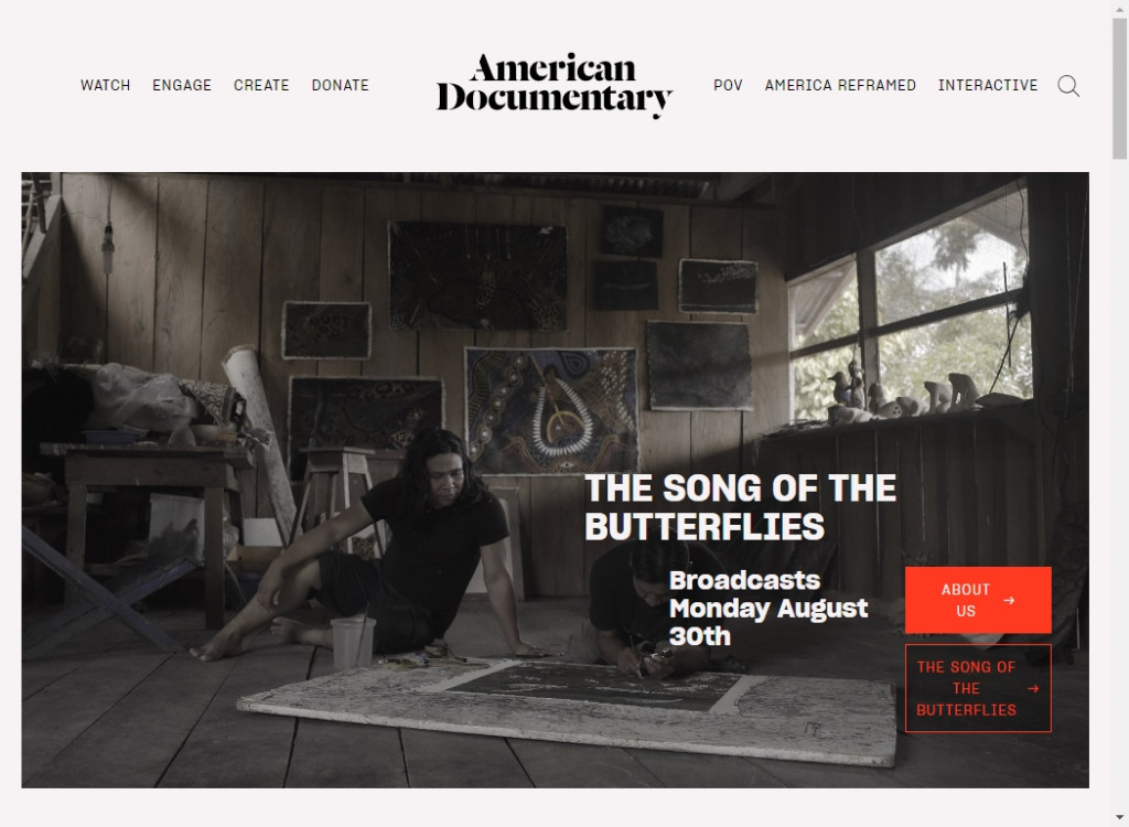 Classy Web Design Inspirations 24
