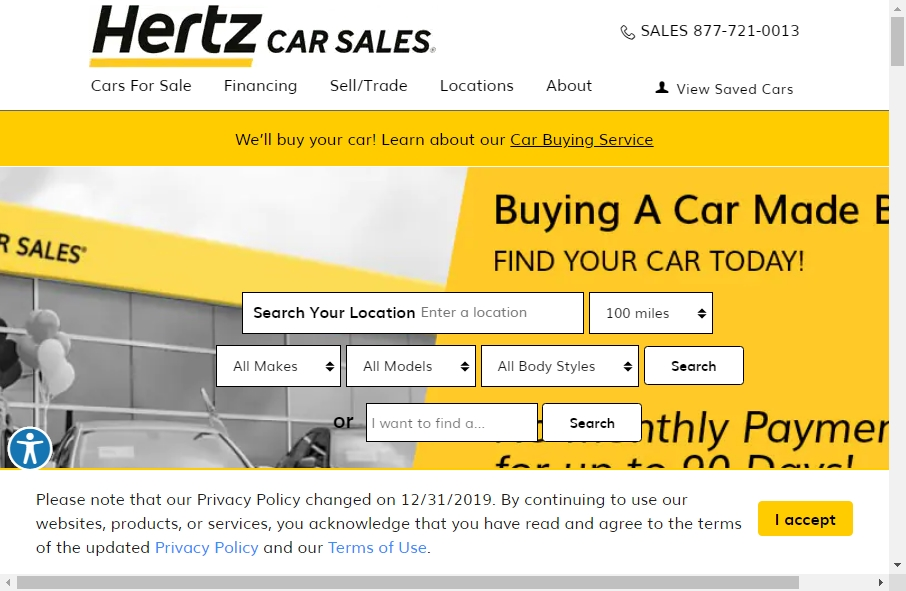 12 Examples of Auto Dealer Websites With Fantastic Designs 22