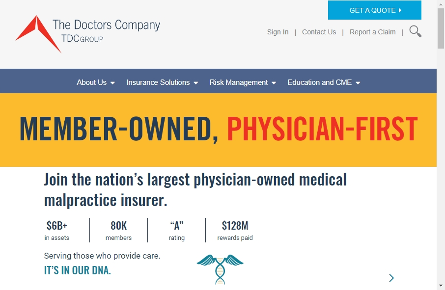 14 Physicians Website Examples to Inspire Your Site 23