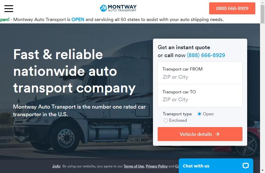 15 Amazing Transportation Website Design Examples in 2021 25