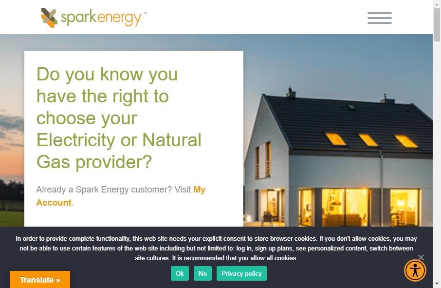14 Amazing Energy Website Design Examples in 2021 22