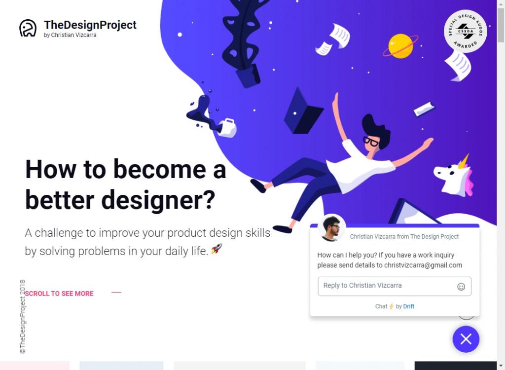 Best Scroll Websites Design Ideas – Web Design Inspirations 25