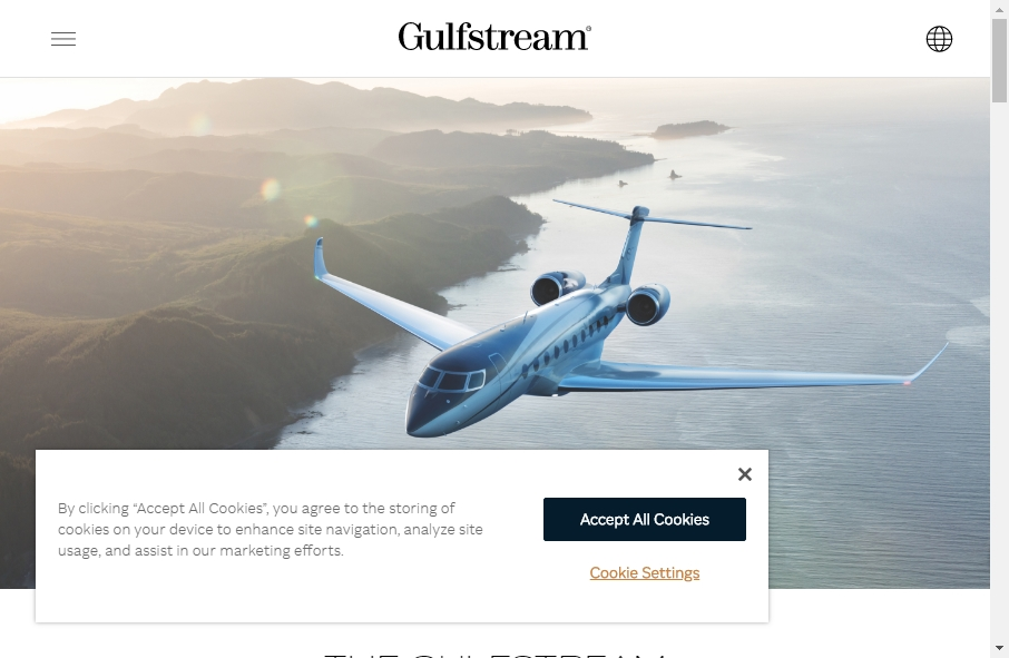 14 Examples of Aerospace Websites With Fantastic Designs 25