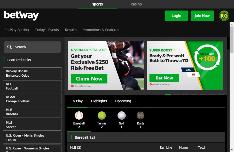 10 Examples of Inspirational Gambling Websites 24