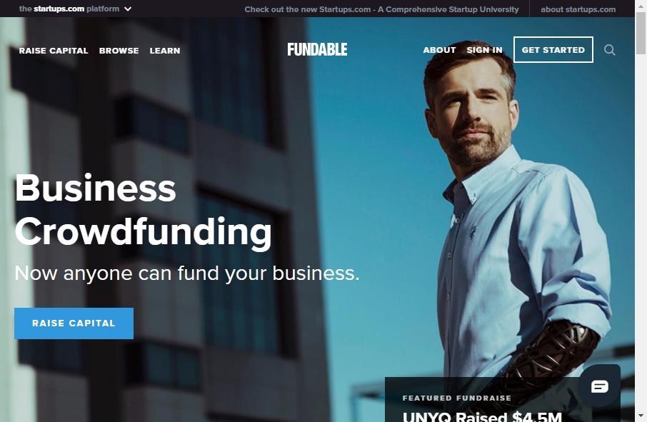 Crowdfunding Websites Examples 24