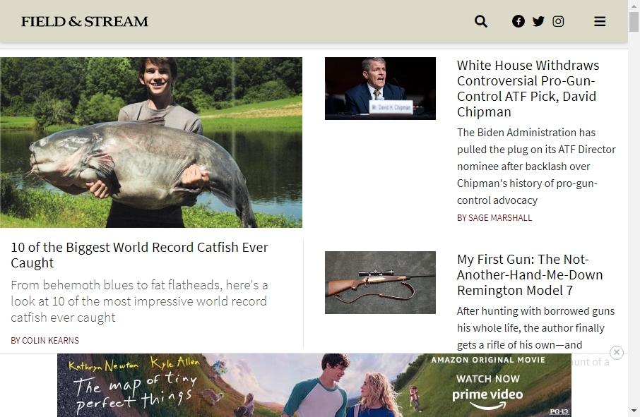 Hunter Websites Examples 24