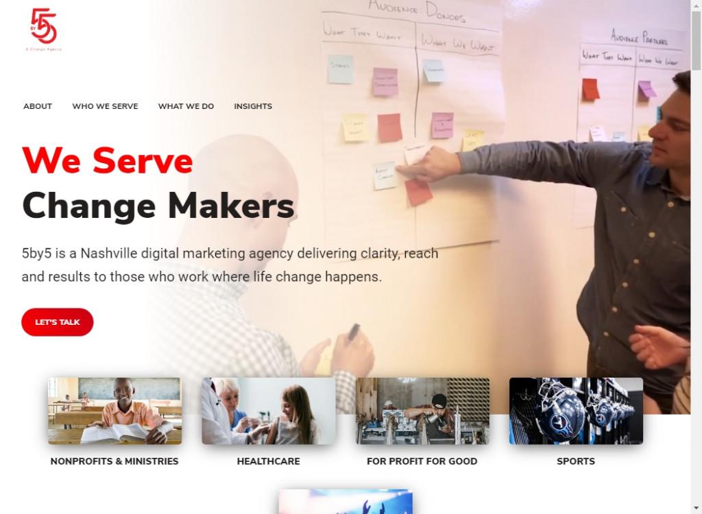 Flat Web Design Inspirations 25