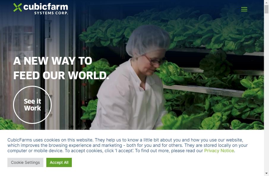 14 Amazing Farming Website Design Examples in 2021 24