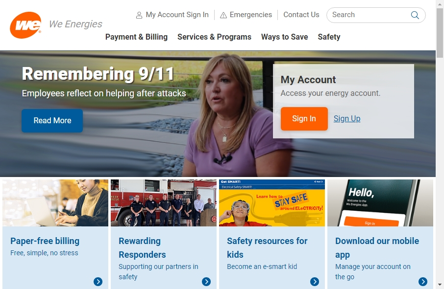 Gas Websites Examples 21