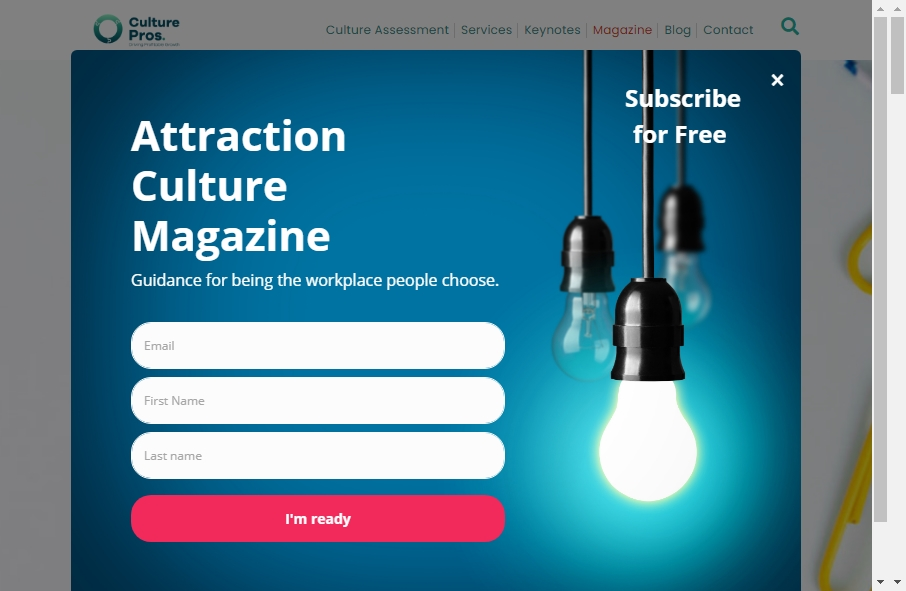 13 Culture Website Examples to Inspire Your Site 23