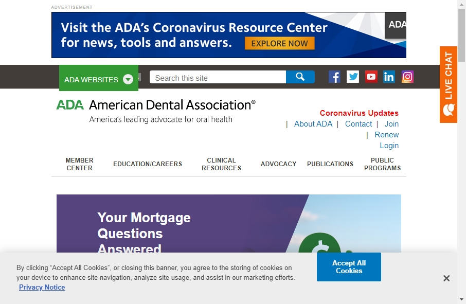 16 Dentist Website Examples to Inspire Your Site 24