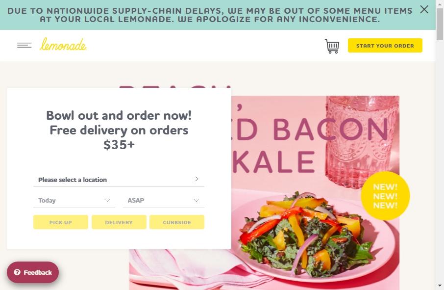 Best Restaurant Website Design Examples for 2021 22